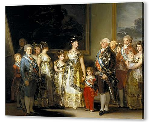 The Family of Charles IV