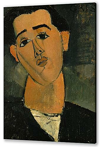 Постер на подрамнике - Amedeo Modigliani