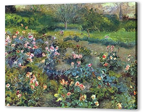 The Garden of Roses