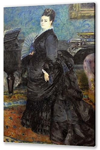Portrait of Mme Georges Hartmann
