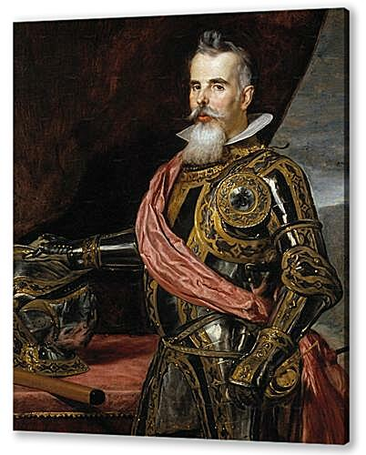 Постер на подрамнике - Juan Francisco de Pimentel Tenth Count of Banevente
