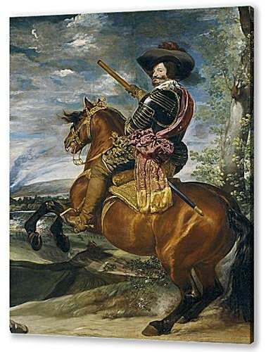Постер на подрамнике - Gaspar de Guzman Count-Duke of Olivares