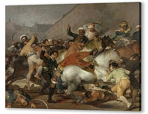 The 2nd of May 1808 in Madrid