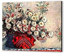 Still-Life with Chrysanthemums