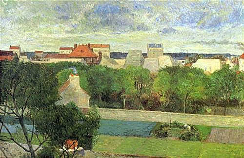 The Market Gardens of Vaugirard