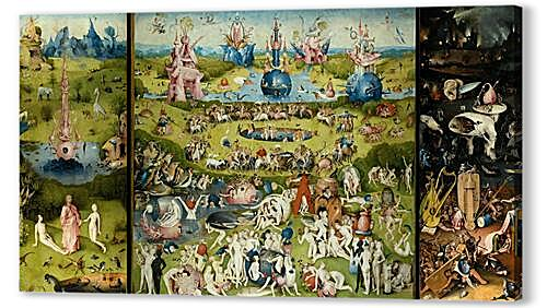 Картина маслом - The Garden of Earthly Delights