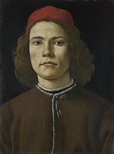 Картина - Portrait of a Young Man