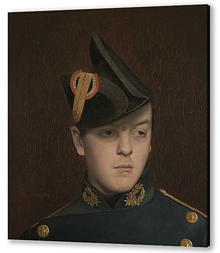 Постер на подрамнике - Portrait of Armand Gerome