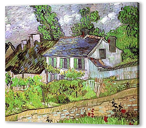 Houses in Auvers 2